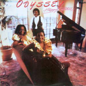 Cover - Odyssey: Happy Together