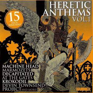 Cover - Engraved Disilusion: Metal Hammer 263 - Heretic Anthems Vol. 1