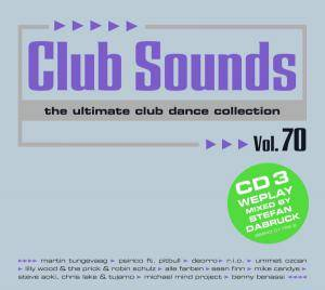 Cover - Jam & Spoon Feat. Rea: Club Sounds Vol. 70