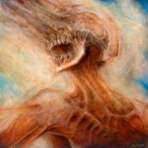 Horrendous: Ecdysis - Cover