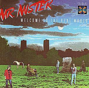 Mr. Mister: Welcome To The Real World (CD) - Bild 1