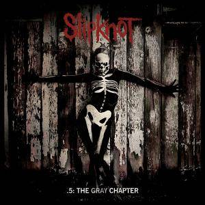 Cover - Slipknot: .5: The Gray Chapter