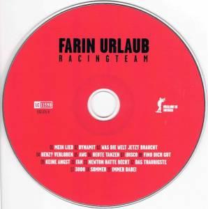 Farin Urlaub Racing Team: Faszination Weltraum (CD) - Bild 9