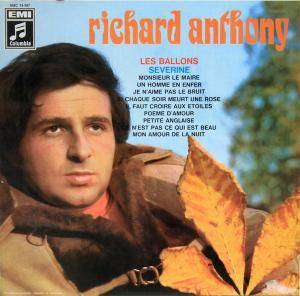 Richard Anthony: Richard Anthony (LP) - Bild 1
