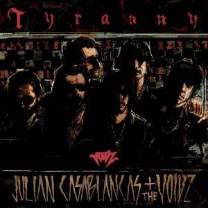 Julian Casablancas & The Voidz: Tyranny - Cover
