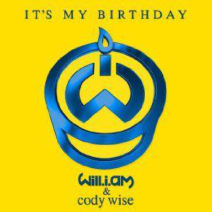 Cover - will.i.am: It's My Birthday