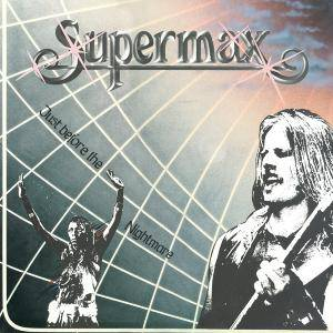 Cover - Supermax: Just Before The Nightmare