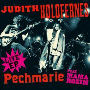 Cover - Judith Holofernes: Pechmarie Live EP