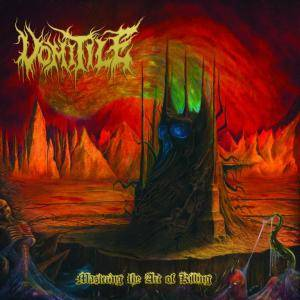 Vomitile: Mastering The Art Of Killing - Cover