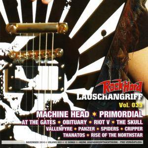 Rock Hard - Lauschangriff Vol. 033 (CD) - Bild 1