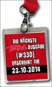 Rock Hard - Lauschangriff Vol. 033 (CD) - Bild 8