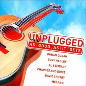 Unplugged - As Good As It Gets - Cover