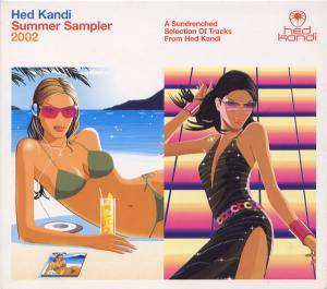 Cover - ATFC: Hed Kandi Summer Sampler 2002