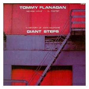 Cover - Tommy Flanagan: In Memory Of John Coltrane Giant Steps