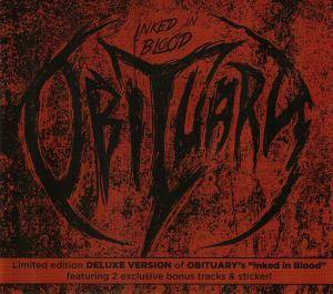 Obituary: Inked In Blood (CD) - Bild 1