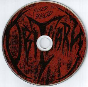 Obituary: Inked In Blood (CD) - Bild 5