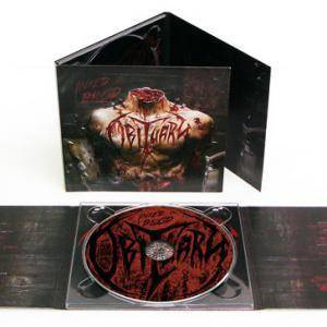 Obituary: Inked In Blood (CD) - Bild 7