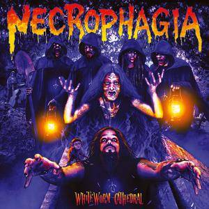Necrophagia: Whiteworm Cathedral - Cover