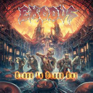 Exodus: Blood In Blood Out - Cover