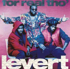 Cover - LeVert: For Real Tho'