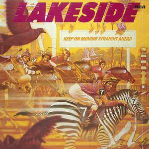 Cover - Lakeside: Keep On Moving Straight Ahead