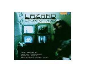 Cover - Lazard: Living On Video