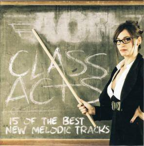Cover - Work Of Art: Classic Rock Presents AOR 12 - Class Acts