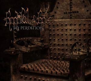 Handful Of Hate: To Perdition - Cover