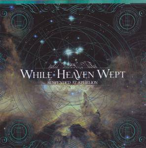 While Heaven Wept: Suspended At Aphelion (CD) - Bild 3