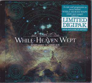 While Heaven Wept: Suspended At Aphelion (CD) - Bild 5