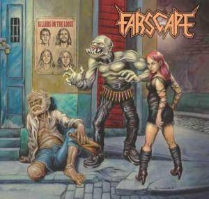 Farscape: Killers On The Loose - Cover