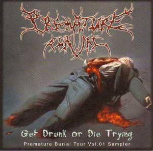 Cover - Wormed: Get Drunk Or Die Trying