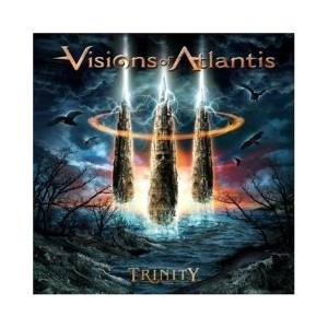 Visions Of Atlantis: Trinity - Cover