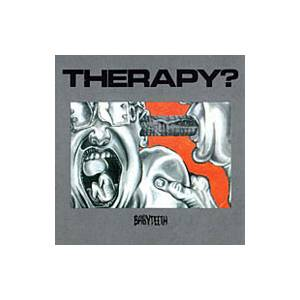 Therapy?: Babyteeth - Cover