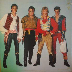 Adam & The Ants: Prince Charming (LP) - Bild 3
