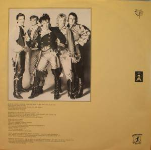 Adam & The Ants: Prince Charming (LP) - Bild 4
