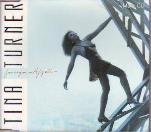Tina Turner: Foreign Affair - Cover
