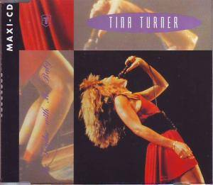 Tina Turner: Be Tender With Me Baby - Cover