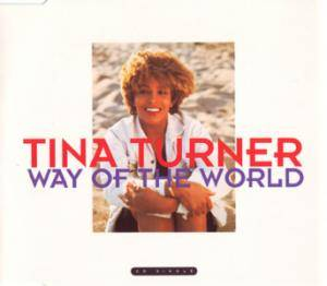 Tina Turner: Way Of The World - Cover