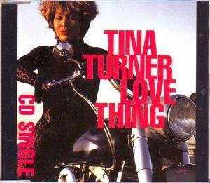 Tina Turner: Love Thing - Cover