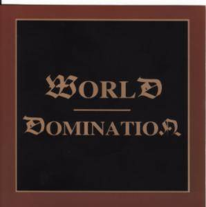 World Domination - Cover