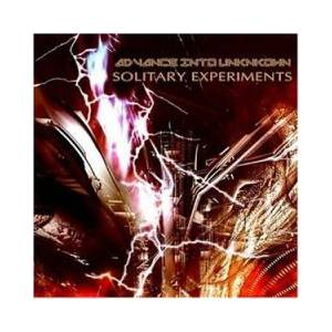 Cover - Solitary Experiments: Advance Into Unknown