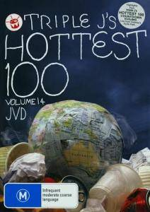Triple J - Hottest 100 Volume 14 / The Hottest Videos Of 2006  [JVD] - Cover