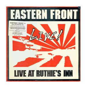 Cover - Fearer: Eastern Front 3 - Live At Ruthie's Inn