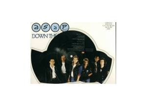 Cover - A.S.A.P.: Down The Wire