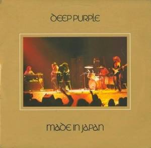 Deep Purple: Made In Japan - Cover