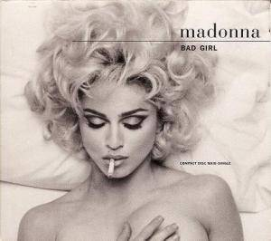 Madonna: Bad Girl - Cover