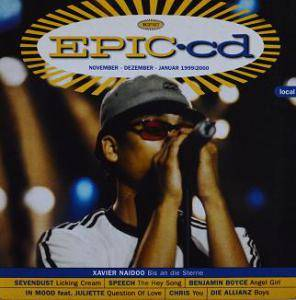 Cover - Mandy Moore: Epic: November - Dezember - Januar 1999/2000