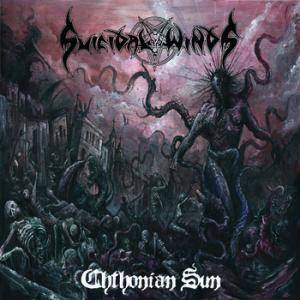 Cover - Suicidal Winds: Chthonian Sun