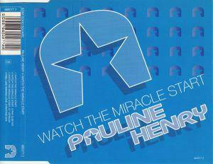 Cover - Pauline Henry: Watch The Miracle Start